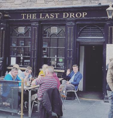 The Last Drop - Grassmarket
