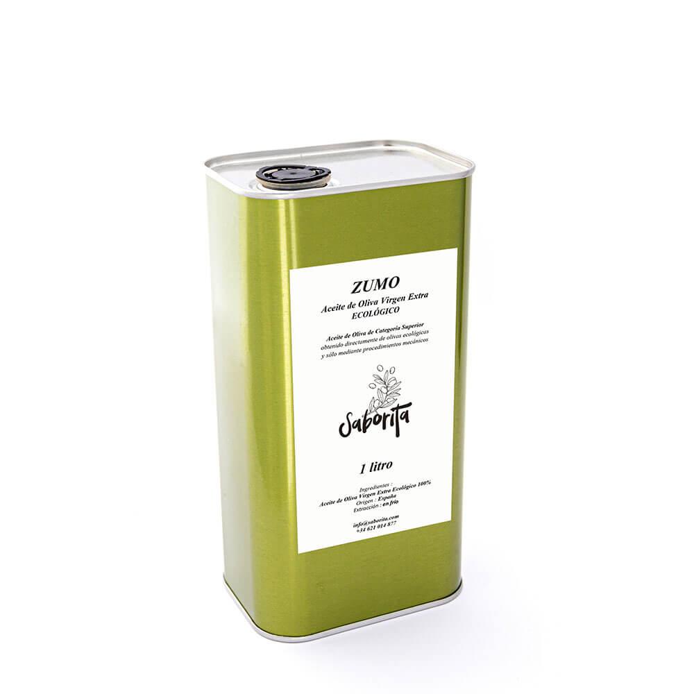 ZUMO de Saborita - 1 litre AOVE BIO