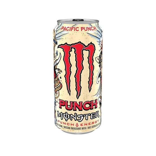 Monster pacific