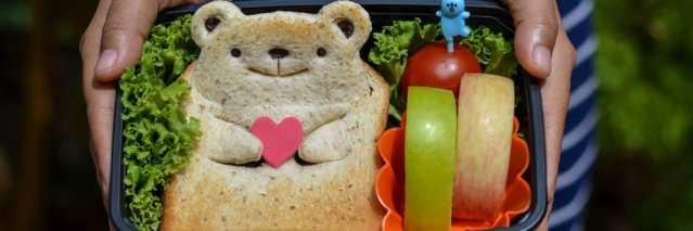 Lunch escolar saludable, lo que debe incluir
