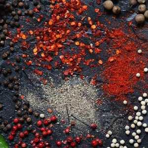 Cocina mexicana: tipos de chile
