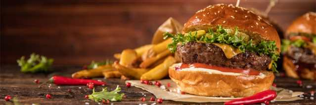 Cómo preparar carne para hamburguesa en casa