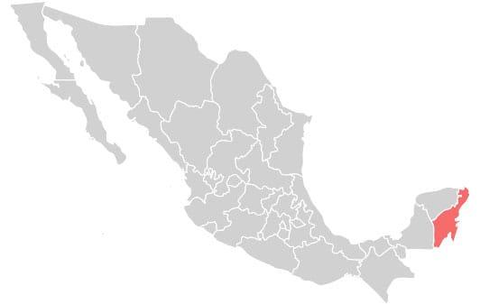 Platillos típicos de México en Quintana Roo