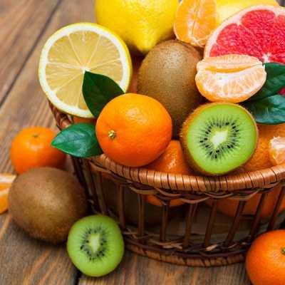 Porciones de alimentos que debemos consumir - Fruta