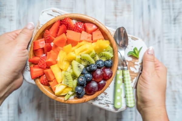alimentos nutritivos para una dieta saludable