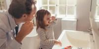 Hábitos de higiene en niños que durarán toda su vida