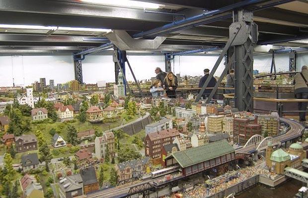 Model railways are cool again?
