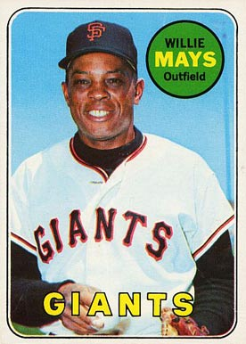 1969 Willie Mays