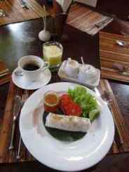Lao Breakfast, Three Nagas, LP. 5/10 STC's