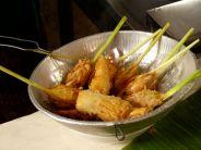 Chicken stuffed lemongrass 29/10 STC's