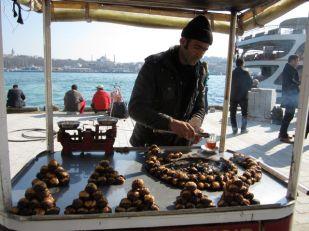 Roasted Chestnuts 400/10 STCU