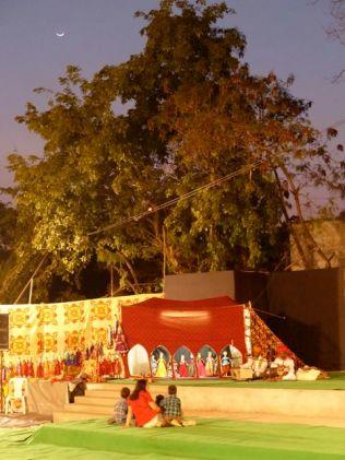 Prunella's Stage, Rajansthan Festival, Nagpur
