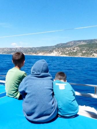 Three shipmates
