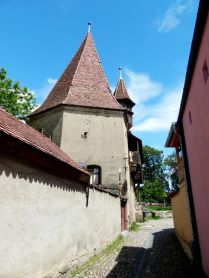 Tower 1 - Sighisoara