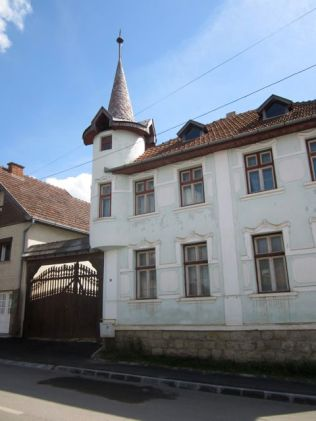 Old town building 2 - Sfantu Gheorghe