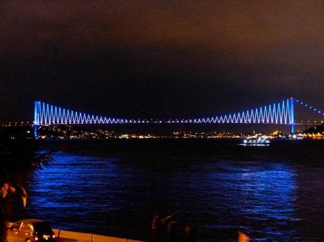Bosphorus first bridge