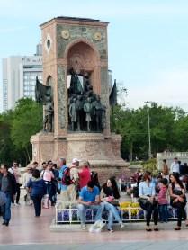 Taksim Square - 2nd May