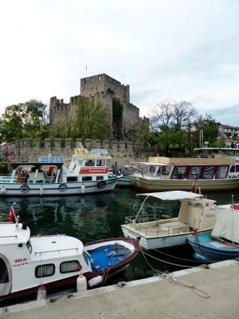 Anadoluhisari Marina