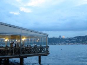 Evening on the Bosphorus