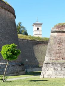 The bastions