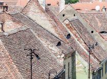 Sibiu rooftops await another summer