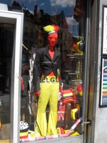 ...for the discerning Belgium supporter