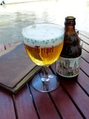 A Tripel by the canal