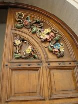 stunning door detail - Hertford College