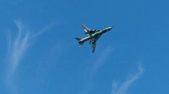 Sukhoi Su-22 - Cold War, Blue Sky