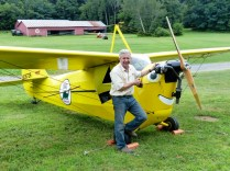 One man and his Aeronca G3