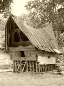 Batak architecture 1
