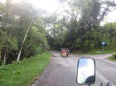 Sumatra traffic