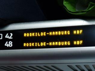 Leaving Roskilde