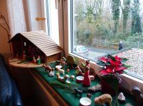 Christmas scene, Bochum.