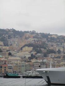 Genoa Harbour views