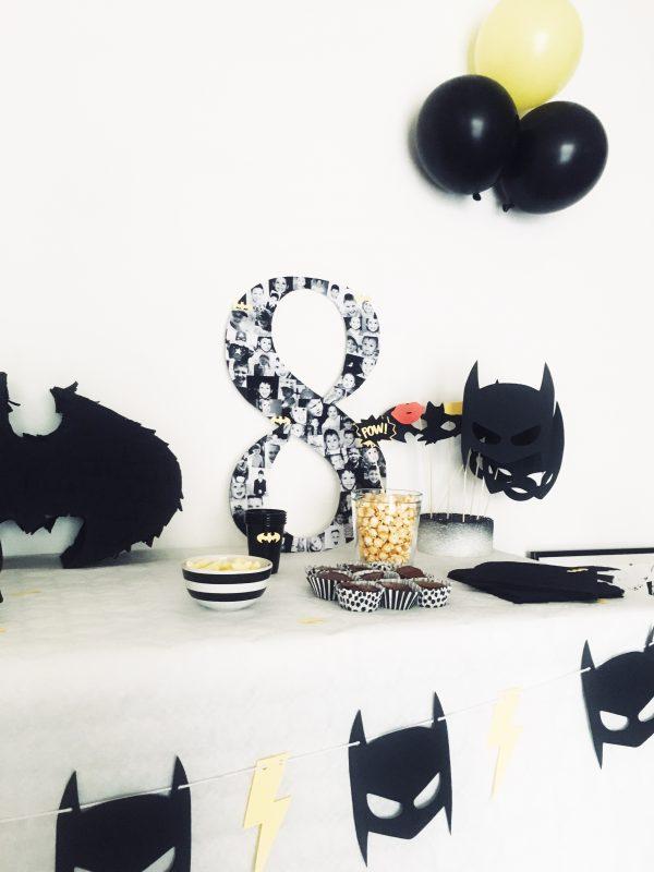 Sabrina Berrich [ DIY ] Anniversaire Batman