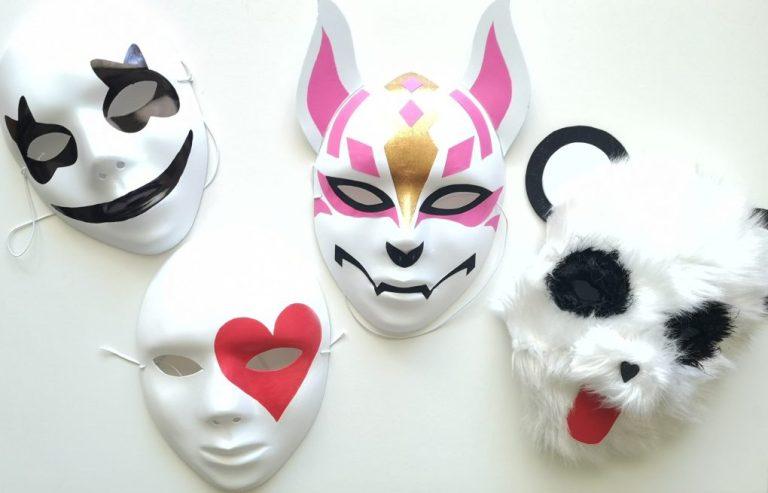 Les masques Fortnite