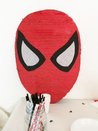 Sabrina Berrich [ DIY ] Anniversaire Spiderman - La Pinata
