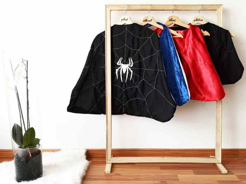 Sabrina Berrich [ DIY ] Cape Spiderman