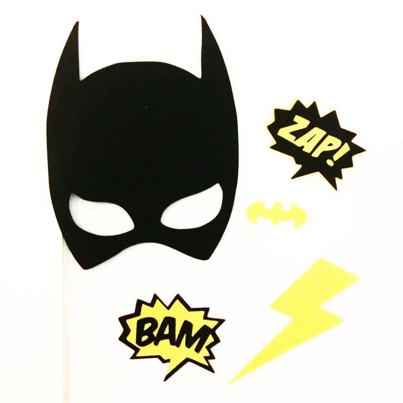 Photobooth Batman