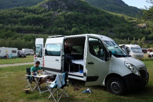 Camping Roldal