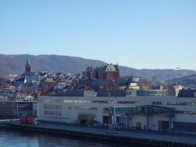 EInfahrt Bergen