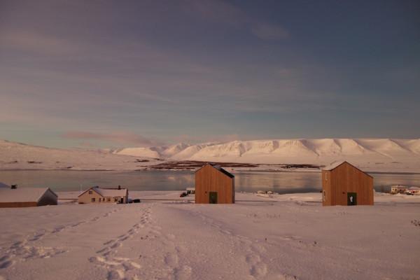 Häuschen Akureyri