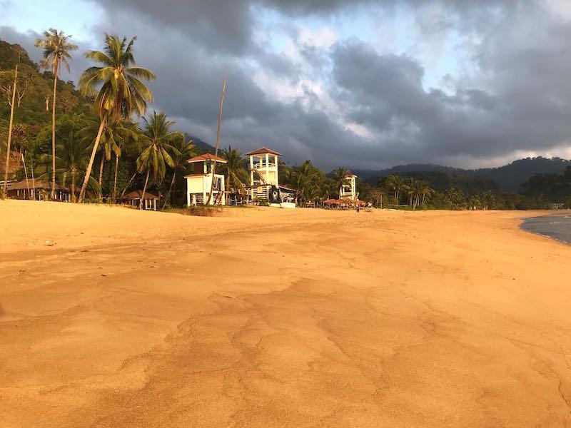 Sonnenaufgang Tioman
