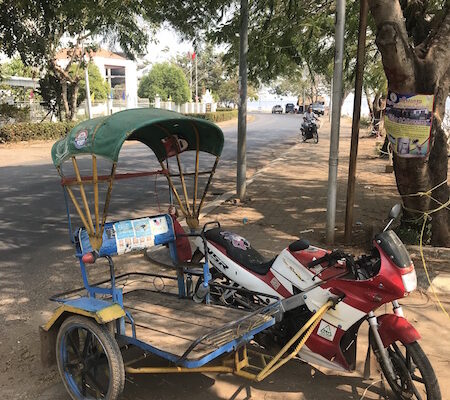 Transport Pakse