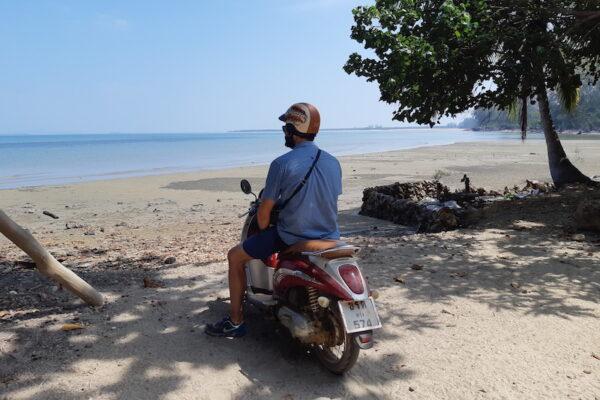 Koh Libong Moped Ausflug