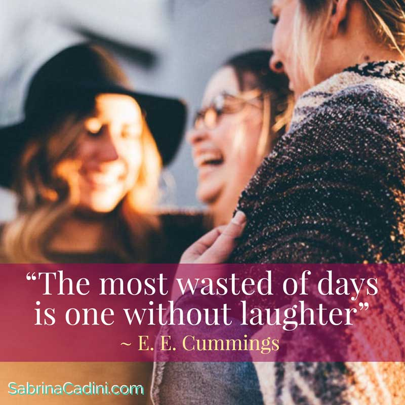 sabrina cadini - monday moves me motivational life-work balance laughter business entrepreneurs coach