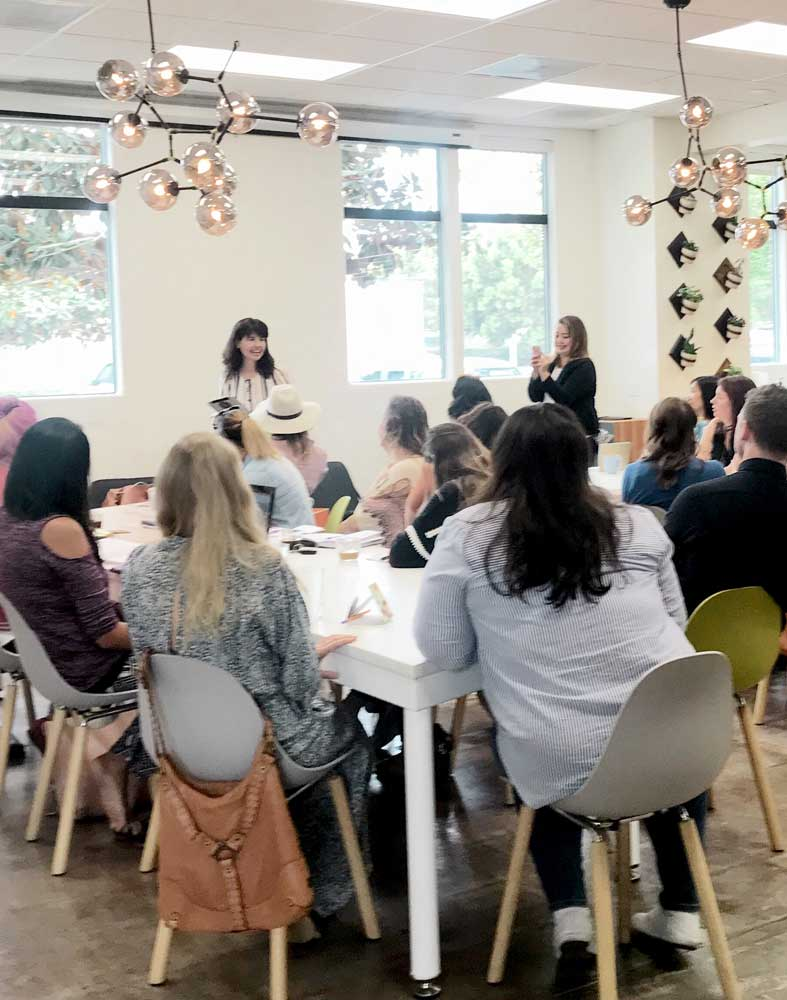 sabrina cadini speaker conference meeting life-work balance business coach creative entrepreneurs