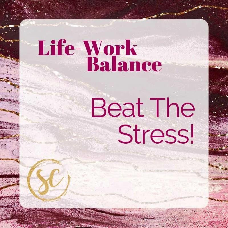 sabrina cadini shop beat the stress management life-work balance coaching program