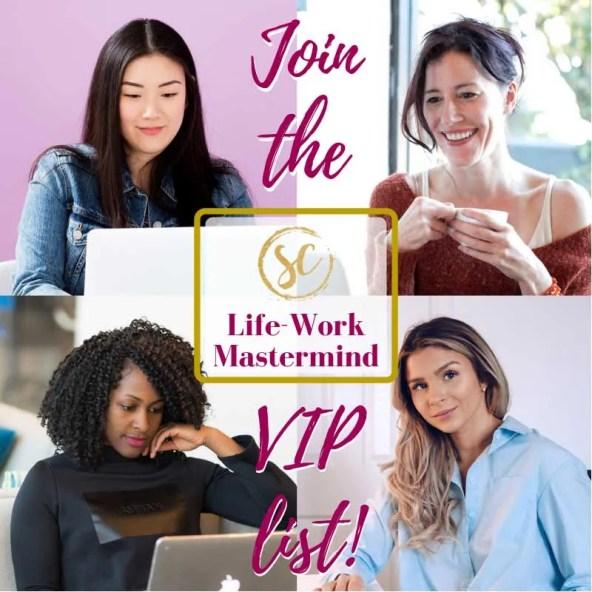 sabrina cadini life work balance mastermind 2019 join vip list